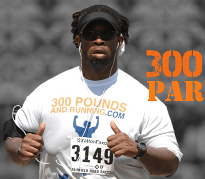 Former Football Player Goes From Zero to Running