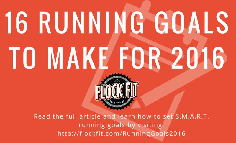 16 Running Goals You Should Make For 2016